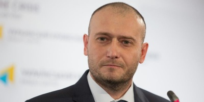У Чернівцях Дмитро Ярош презентує рух «ДІЯ»