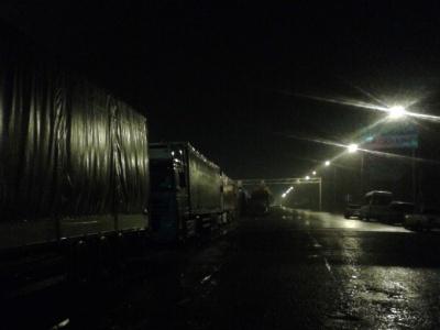 Активісти заблокували транзит російських фур на двох пунктах пропуску на Буковині