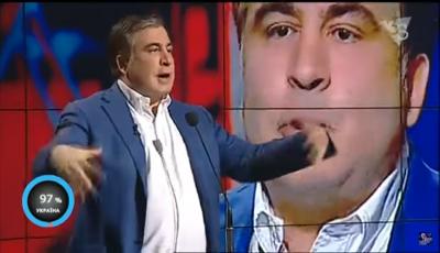 Яценюк із Чернівців, але він нічого не робить для свого міста, - Саакашвілі (ВІДЕО)