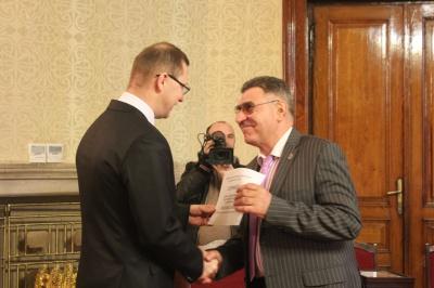 У Чернівцях нагородили найкращих спортсменів області 2015 року