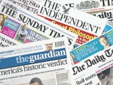 """У Росії назвали провідні західні ЗМІ """"агресивно антиросійськими"""""""