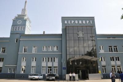 """Уряд визначив аеропорт """"Чернівці"""" як один з пріоритетних для розвитку"""