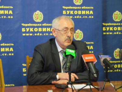 Фищук не погодив призначення нового начальника лісу Буковини