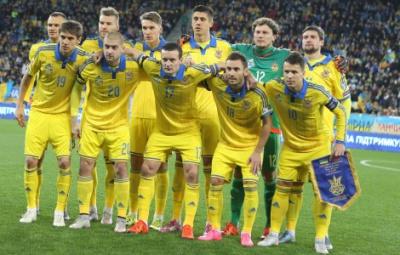 Футбольна збірна України зіграє з Уельсом і Кіпром