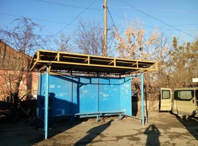 У Чернівцях комунальне підприємство відновлює зупинки громадського транспорту