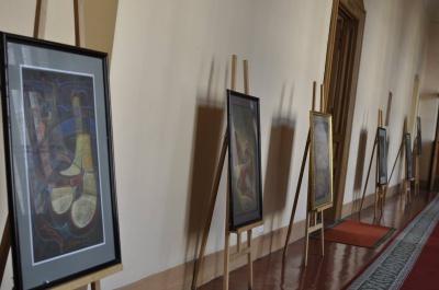 У Чернівецькій ОДА – еротична виставка (ФОТО)