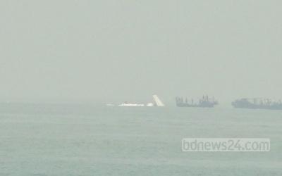 Біля берегів Бангладеш впав Ан-26 з українським екіпажем. Двоє людей загинули