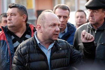 Бурбак пропонує, щоб Продан став секретарем Чернівецької міськради