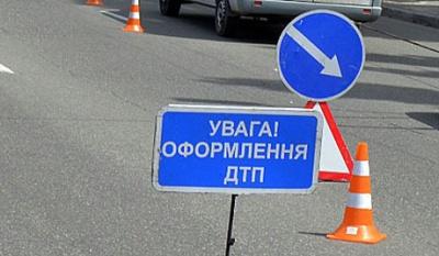 На Львівщині зіткнулися два пасажирські автобуси. 20 осіб госпіталізовано