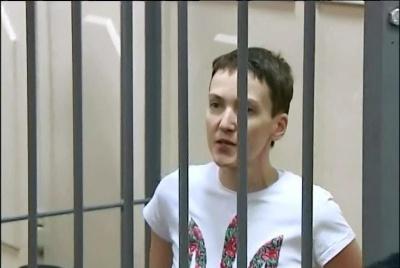 Українських лікарів так і не допустили до Савченко
