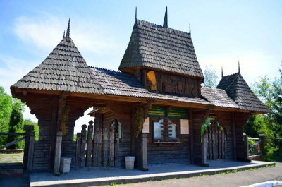 Музей просто неба в Чернівцях - у рейтингу найколоритніших в Україні