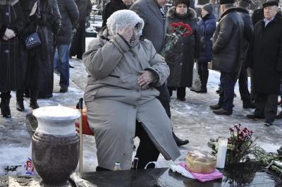 Померла мати  Героя Небесної Сотні Аксенина