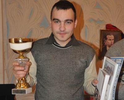 Шахіст з Чернівців виграв міжобласний турнір у Мамаївцях