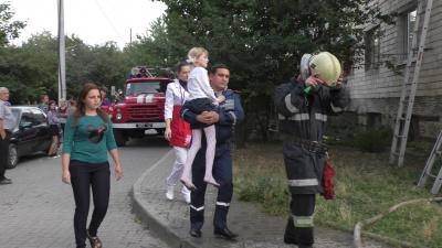 Половина пожеж на Буковині – з вини людей