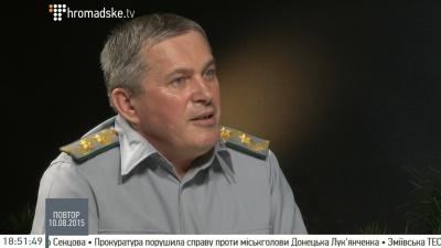 У Чернівцях керівник прикордонників України проведе нараду щодо боротьби з контрабандою