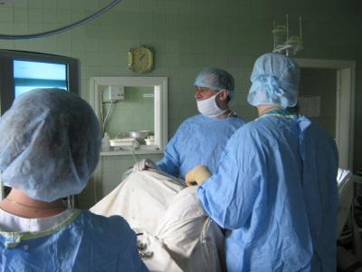 В міській лікарні №1 обслуговуватимуть понад вісім тисяч чернівчан