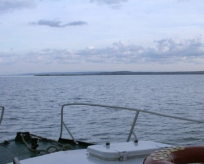 У Керченській протоці корабель врізався у недобудований міст