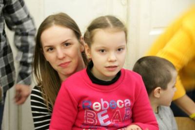 Студенти і викладачі БДМУ створили веселий день для дітей з синдромом Дауна (ФОТО)
