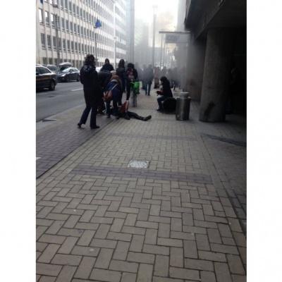 Терористична атака у Брюсселі: Вибухи в метро забрали життя щонайменше 10 осіб
