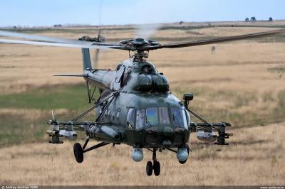 До охорони українсько-румунського кордону на Буковині залучать вертольоти та армійську авіацію