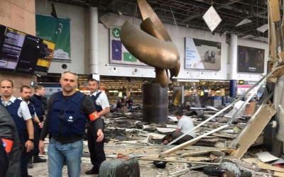 Вибухи у Брюсселі забрали життя 26 людей, ще 146 отримали поранення