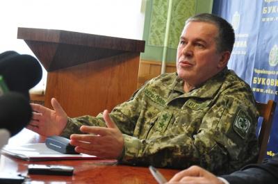 За допомогою авіації на Буковині будемо відстежувати стежки контрабандистів, - керівник Держприкордонслужби