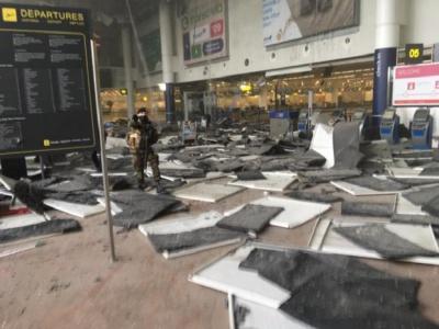 Відповідальність за теракти у Брюсселі взяла на себе ІДІЛ