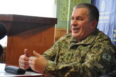 Серед організаторів бунту в Красноїльську є колишні прикордонники, - керівник ДПСУ