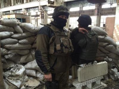 Бойовики намагаються вибити сили АТО з промзони Авдіївки