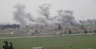 Російські військові визнали участь у наземній операції в Сирії