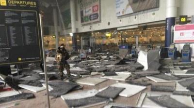 Від терактів у Брюсселі постраждали 300 людей