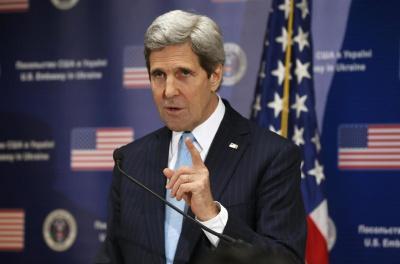 Санкції проти Росії будуть зняті після виконання Мінських домовленостей, - Керрі