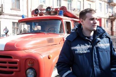 Пожежу в слідчому ізоляторі Чернівців гасив 41 рятувальник