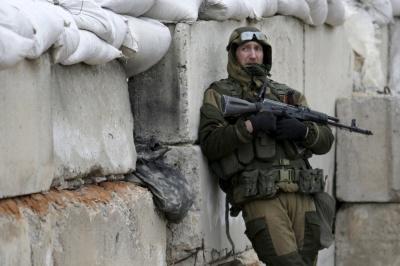 Бойовики намагалися штурмувати один з опорних пунктів поблизу Авдіївки