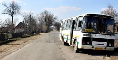 На Буковині в автобуса на ходу відлетіло колесо