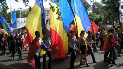 У Кишиневі уніоністи закликали забрати в України Бесарабію і Буковину в обмін на Придністров'я