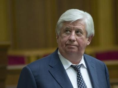 ВР дала згоду на звільнення генпрокурора Шокіна