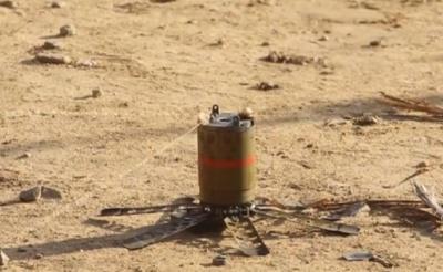 Штаб АТО: Бойовики використовують заборонені протипехотні міни