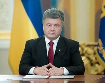 Захід має допомагати Україні зброєю, - Порошенко