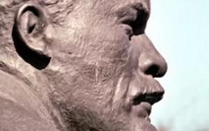 У селі на Буковині досі стоїть пам'ятник Леніну