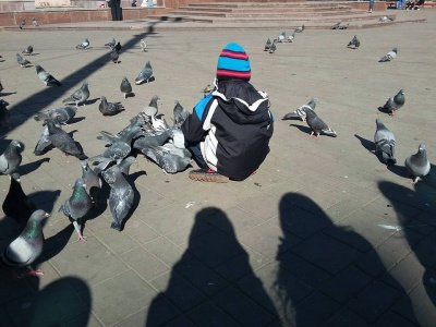 У Чернівцях -  близько двох тисяч дітей, хворих на аутизм