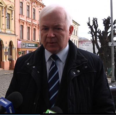 Корупція роз'їдає Україну, в тому числі і Буковину, - Маломуж у Чернівцях