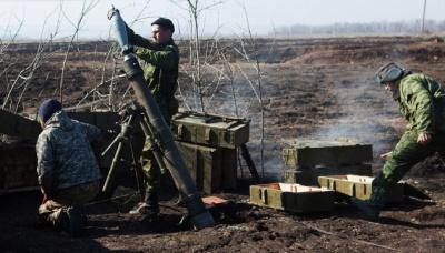 Розвідка: 7 російських військових загинули в у районі н.п.Стаханов