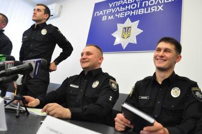 Поліцейських у Чернівцях вразила кількість нетверезих водіїв за кермом