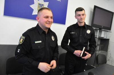 Поліція Чернівців вважає своїм найбільшим досягненням за тиждень роботи наведення ладу з паркуванням