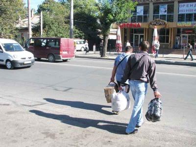 У Чернівцях поліція штрафуватиме пішоходів за перехід дороги у недозволених місцях