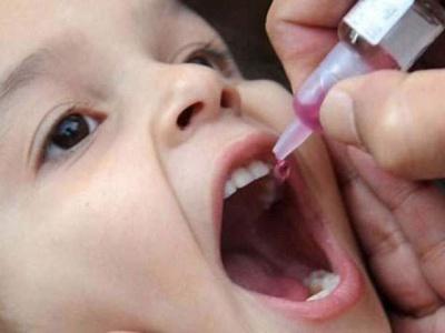 Щеплення від поліомієліту на Буковині ще робитимуть до 15 квітня