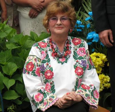 Марія Миколайчук відзначає своє 75-річчя