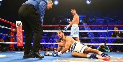 """Колишній боєць """"Українських отаманів"""" здобув десяту перемогу на професійному рингу"""