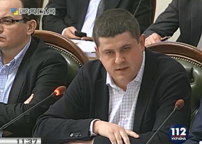 Нардеп Бурбак передав Гройсману заяву про відставку Яценюка
